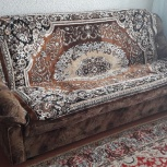 Продам срочно диван + 2 кресла, Новосибирск