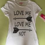 Продам футболку новую с этикеткой, Новосибирск