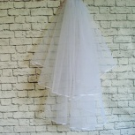 Фата свадебная, Новосибирск
