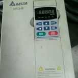 Частотный преобразователь delta VFD055B43A, Новосибирск