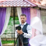 Видеосъемка свадьбы в формате Full Hd., Новосибирск