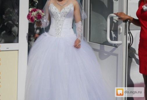 Можно погладить свадебное платье