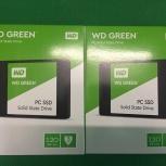 Western Digital WD GREEN PC SSD 120 GB, Новосибирск