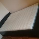 Кровать двуспальная, Новосибирск
