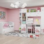 """Детская мебель BABY """"Мишка girl"""", Новосибирск"""