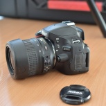 Фотоаппарат Nikon D5100 kit 18-55 VR БУ, Новосибирск