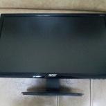 Монитор Acer 221HQL bd - VGA, DVI - 1920x1080, Новосибирск