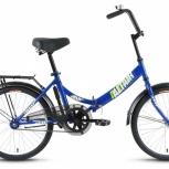 Новый cкладной велосипед. Гарантия 1 год. Со склада, Новосибирск