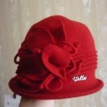 Шляпа женская осень-весна, Новосибирск