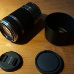 Объектив Sony E 55-210mm F4.5-6.3 OSS, Новосибирск
