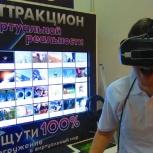 Продам аттракцион виртуальной реальности Okulus Rift DK2 б/у, Новосибирск