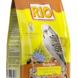 Rio для маленьких попугайчиков в период линьки 1кг, Новосибирск