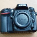 Фотоаппарат Nikon D7100 body б/у, Новосибирск