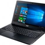 НОВЫЙ Acer E5-575G-53V2 Intel Core i5 7200U X2, Новосибирск