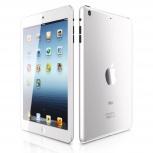 Apple iPad mini 16Gb Wi-Fi White, Новосибирск