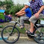 Ваш ребёнок на  велосипеде, Новосибирск