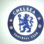 Нашивка Chelsea Football Club, Новосибирск