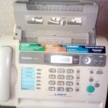 Лазерный факс на обычной бумаге, Новосибирск