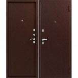 Дверь металлическая S-3-3, Новосибирск