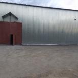 Фермы, колоны для строительства склада, Новосибирск