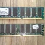 Продам карту памяти DDR SDRAM Samsung 512 МБ, Новосибирск