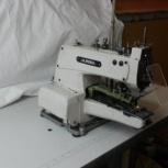Швейная машина Avrora A373 + насадка для пуговиц на ножке, Новосибирск