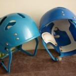 Два детских хоккейных шлема, Новосибирск