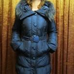 Зимний красивый пуховик, Новосибирск