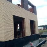 Каменщики: строительство из сибита, кирпича, газобетона, рваный камень, Новосибирск