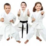 Карате. Регистрация детей с 4 лет в группы, Новосибирск