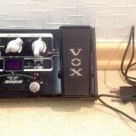 Продам гитарный процессор VOX StompLab 2G, Новосибирск