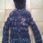 Продам демисезонную куртку на девочку 5-7 лет, Новосибирск