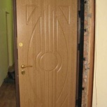 Установка металлических входных дверей, Новосибирск