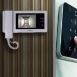 Установка видеодомофонов, ремонт домофонов, запись ключей, Новосибирск