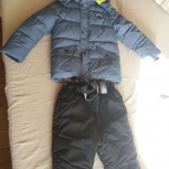 Продам зимний детский костюм, Новосибирск