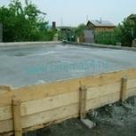 Фундамент - это основа вашего дома, Новосибирск