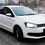 Аренда авто с выкупом Volkswagen-Polo, Новосибирск