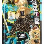 """Кукла Монстер Хай """"Пиратская авантюра"""" - Дана Джонс, Новосибирск"""