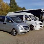 Заказ микроавтобуса. Аренда микроавтобуса. Услуги микроавтобуса 10-20м, Новосибирск