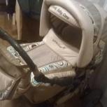 Продам коляску Riko Avant 2в1, Новосибирск
