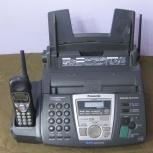 Продам факс Panasonic KX-FPG371, Новосибирск