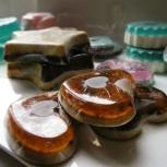Мыло ручной работы с натуральными маслами, Новосибирск