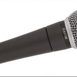 CARVIN CM68 Микрофон вокальный динамический, Новосибирск