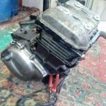 Двигатель Kawasaki zzr 250, Новосибирск