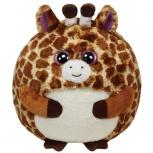 Мягкая игрушка жираф, 20 см, Новосибирск