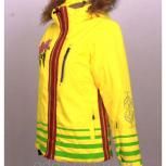 продам горнолыжного костюма куртка лыжного новая, Новосибирск