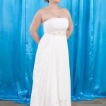Свадебное платье в стиле ампир, Новосибирск