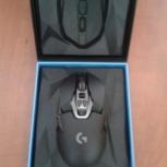 Беспроводная/проводная игровая мышь Logitech G900, Новосибирск
