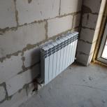 Профессиональный монтаж радиаторов отопления, Новосибирск