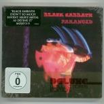 Продам новый 2CD/DVD-Audio Black Sabbath - Paranoid, Новосибирск